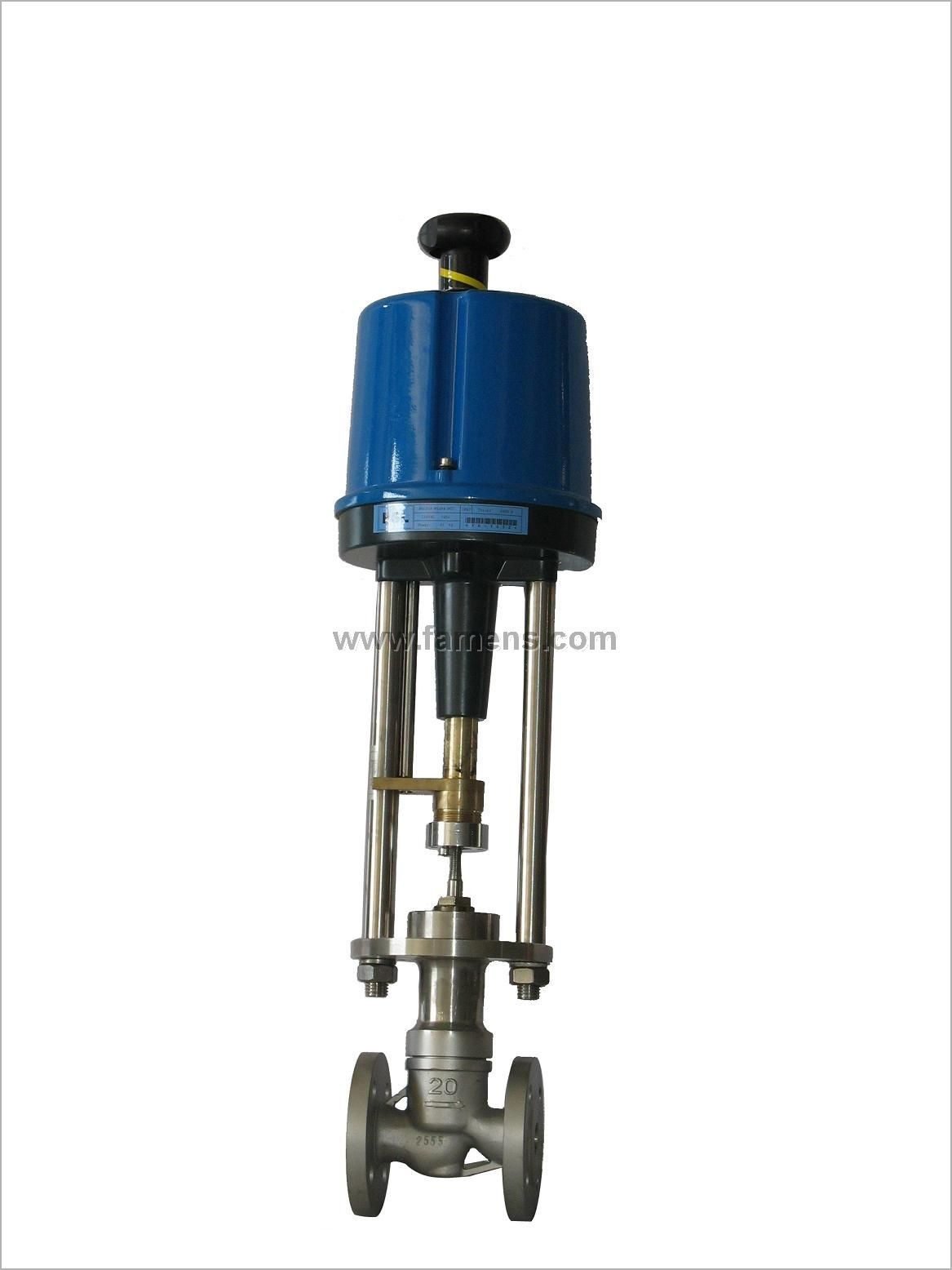 ZQSJP/M精小型电动单座(套筒)调节阀