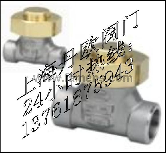 DH61F-40P低温止回阀