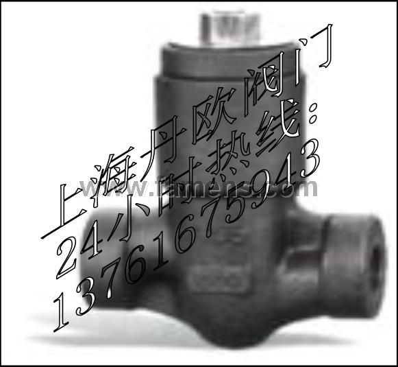 内螺纹锻钢止回阀、焊接式锻钢止回阀  H11Y、H14Y、H61Y、H64Y