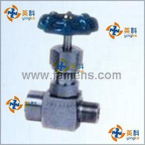 J21W/H型螺纹压力表针型阀
