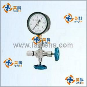 J29H型压力表针型阀