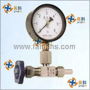 J24W型压力表针型阀