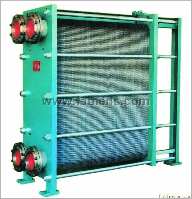 水--油不锈钢板式换热器