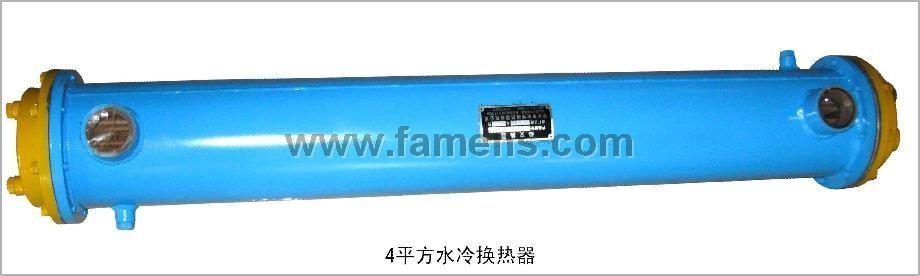 水冷管壳式换热器