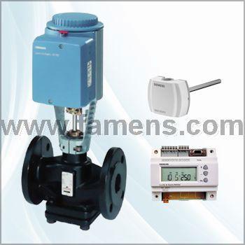 西门子电动执行器  西门子温控阀 蒸汽阀