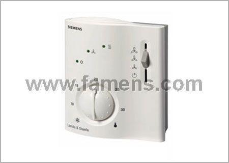 西门子电子式温控器