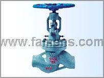 水封焊接截止阀DS/J61H