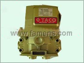 日本TACO双联阀MVS-3506,电压AC110V