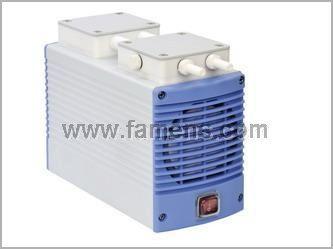 台湾洛科Rokcer耐腐蚀隔膜泵chemker400 隔膜式真空泵 耐腐蚀隔膜泵 负压泵 真空抽滤泵