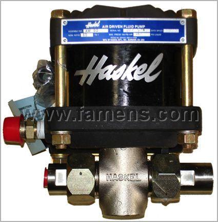 专业维修HASKEL,MAXIMATOR气动增压泵,气动液压泵,各类气体泵