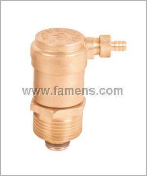 重慶黃銅排氣閥