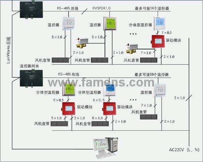 简化abs电路图