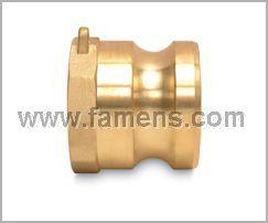 黄铜快速接头A型1/2寸凸轮槽式内螺纹公接头