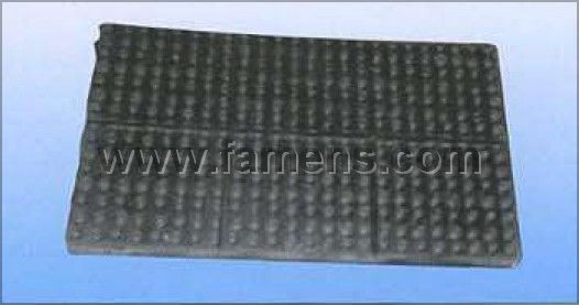 JT型多点式橡胶减振垫|隔震垫