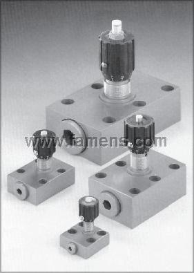 节流阀DRVP-12-01.2