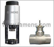 蒸汽调节阀,蒸汽阀,DN15-50不锈钢蒸汽电动调节阀