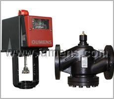 蒸汽阀,电动蒸汽阀,DN25-150法兰铸钢蒸汽/高温蒸汽电动调节阀