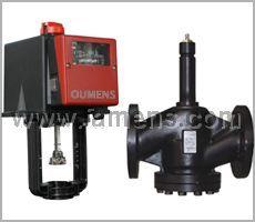 蒸气阀,蒸气调节阀,电动蒸气阀,高温调节阀,DN25-500高温电动调节阀