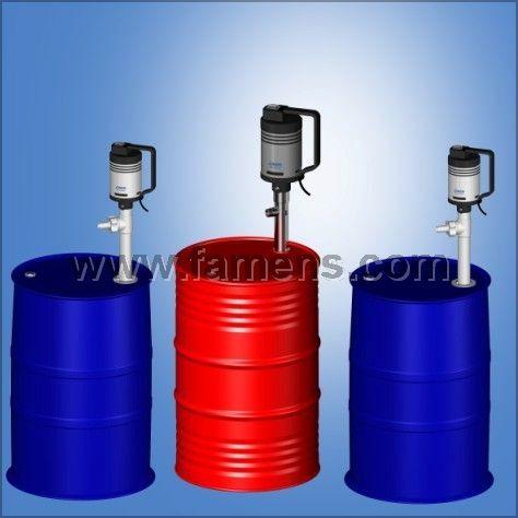 桶泵 插桶泵 手提式泵