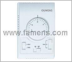 機械式盤管溫控器,MSTC7機械式空調溫控器