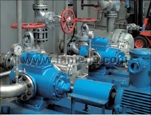 3GS110×2W2三螺桿泵