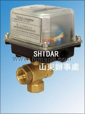 印染专用阀 S10-3BT电动三通阀