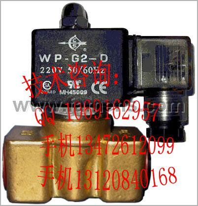 供应强实CS电磁阀,AD-10B-N-G2-AC220V(或DC24V)型