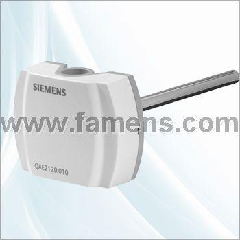 QAE21西门子浸入式温度传感器-济南工达