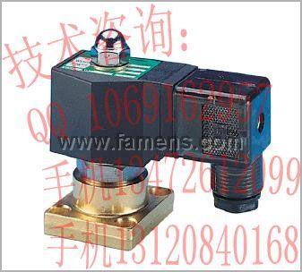 GAB-312-5-N-G1-AC220V(DC24V)型,锻造铜阀体、底板安装型强实CS电磁阀
