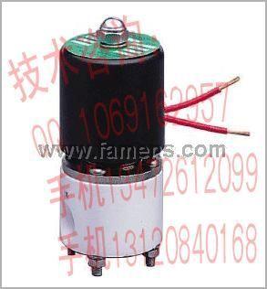 SVC-202-3T-AC220(DC24V)型,铁氟龙阀体、耐强酸、耐强碱的微型强实CS电磁阀