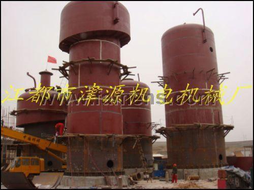 脱硫塔倒装液压提升设备