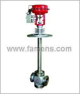 ZMAP(低溫型)氣動單座調節閥