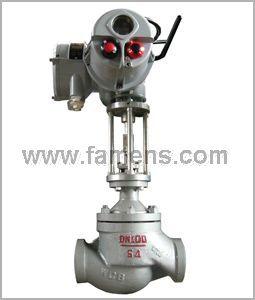 T968Y電動調節閥