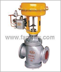 ZMABP(N)氣動薄膜直通雙座調節閥