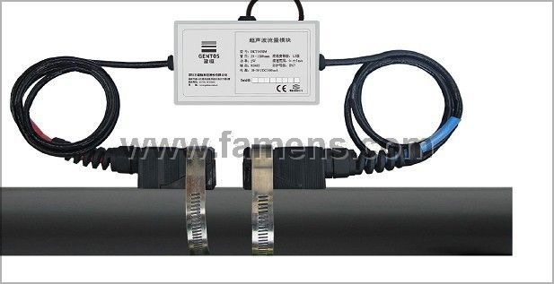 供应地表水监测专用超声波流量计-DCT1438M