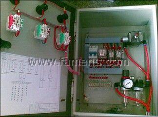 阀门控制箱/气动阀门控制箱。