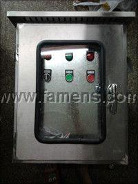 气动/电动阀门控制箱