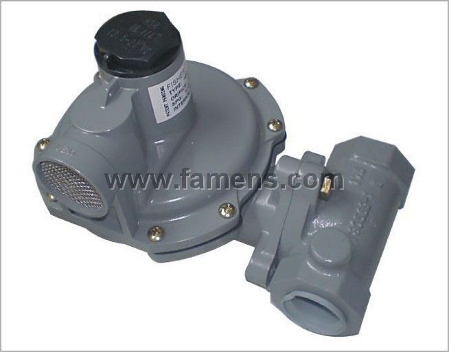 美国费希尔燃气减压阀R622H-DGJ R622H-DFF(图)