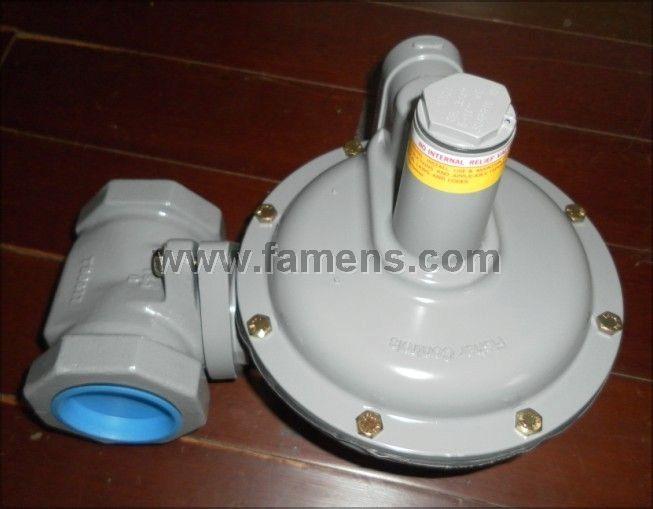 美國費希爾燃氣減壓閥 S301 S201