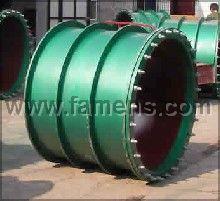 郑州川山防水套管|柔性钢性防水套管