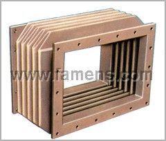 非金属柔性波纹膨胀节|耐负压非金属补偿器|膨胀节