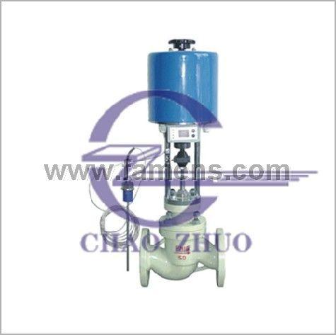 ZZWP自力式电控温度调节阀