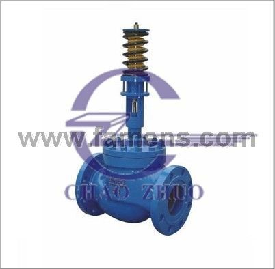 ZZYP-G自力式高壓調節閥