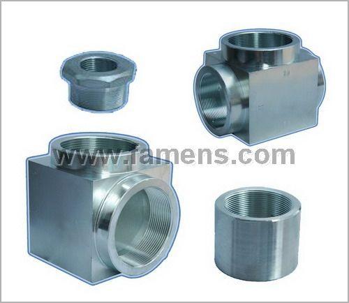 七氟丙烷高压管件管材