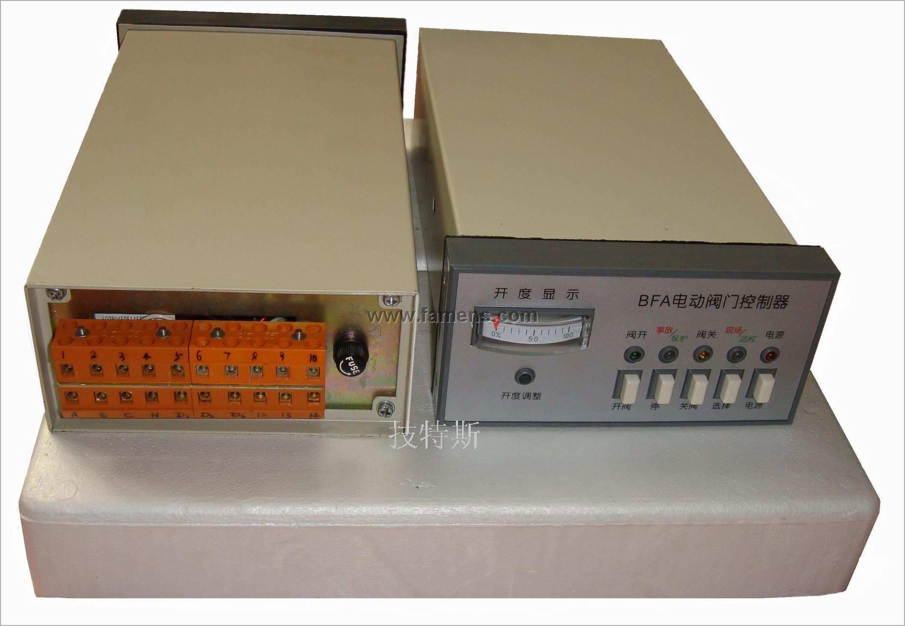 bfa-1,bfa-2电动阀门控制器专业生产批发厂家
