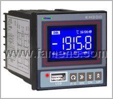 藍屏流量無紙記錄儀-KH304RB
