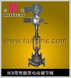HCB型电动调节阀
