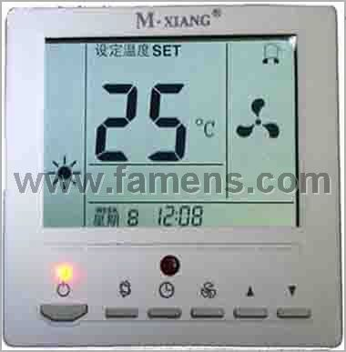 yck203房间温控器 空调温控器