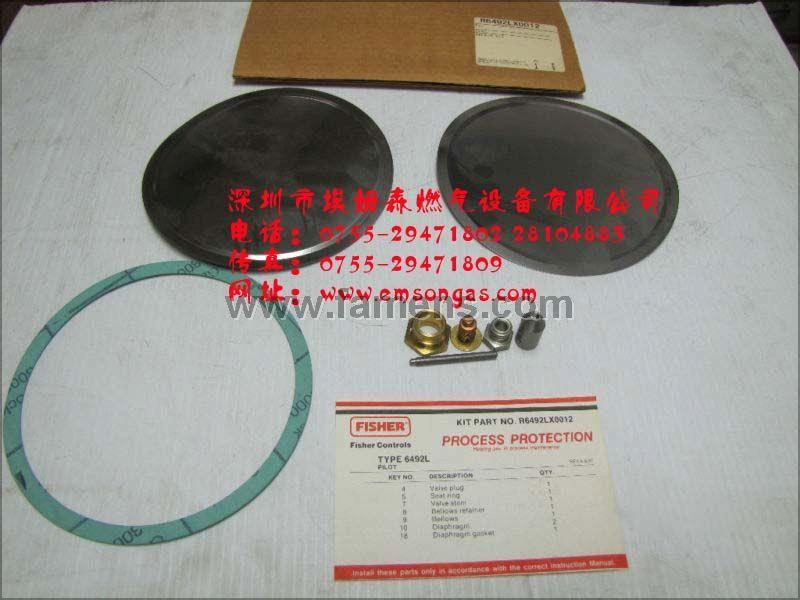 美國FISHER99-901調壓器