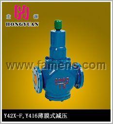 Y42X型薄膜式减压阀
